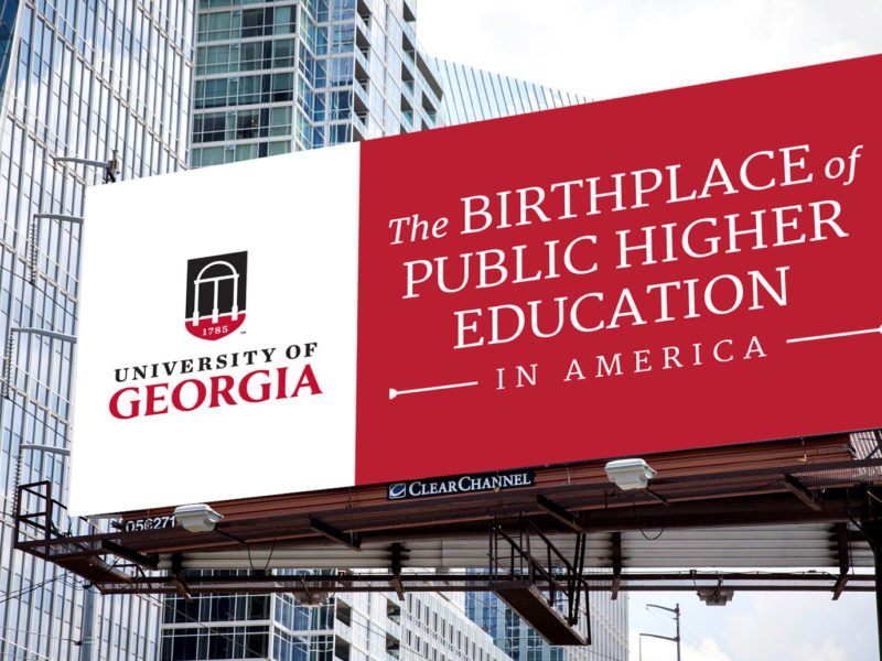 Birthplace of Public Higher Education in America